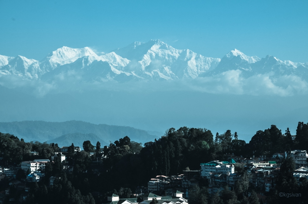 Mt. Kanchenjunga View